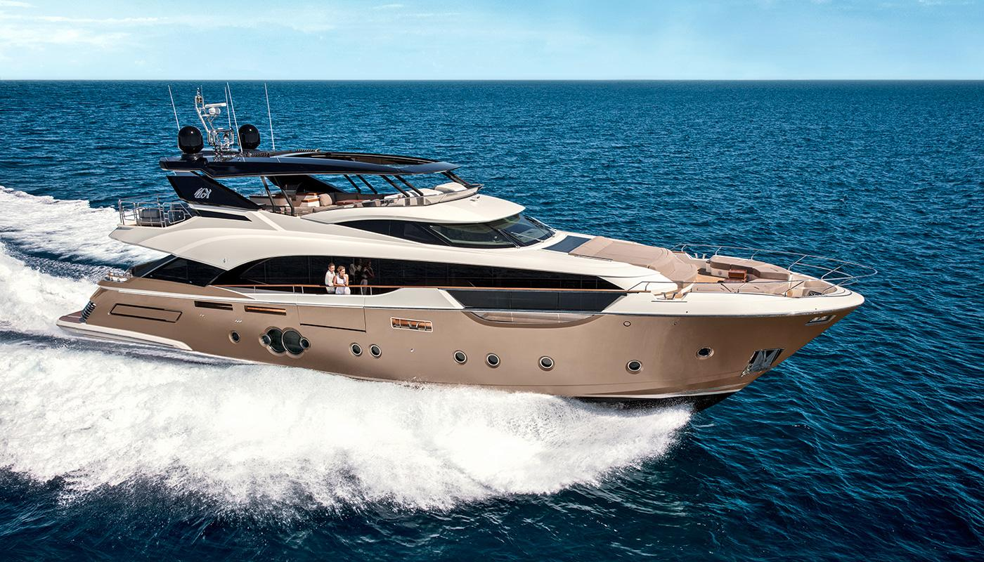 Monte Carlo Yachts - MCY 96