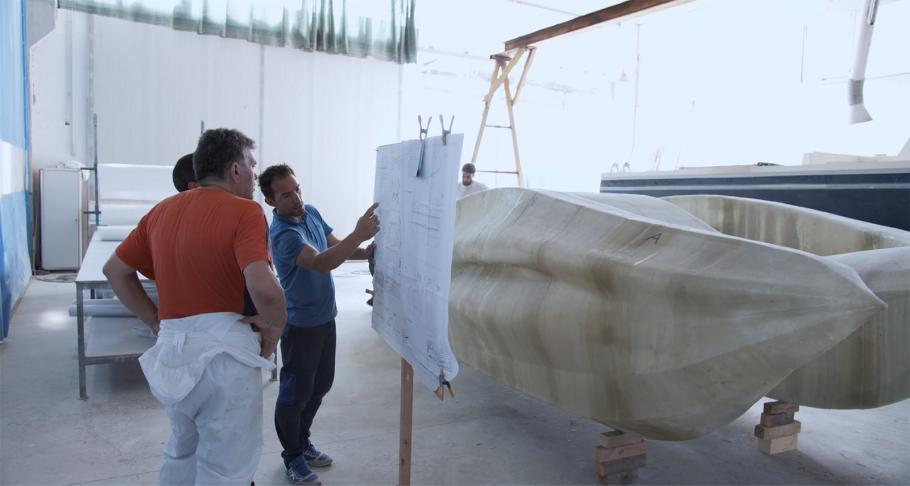 Motor Additive Manufacturing Boat