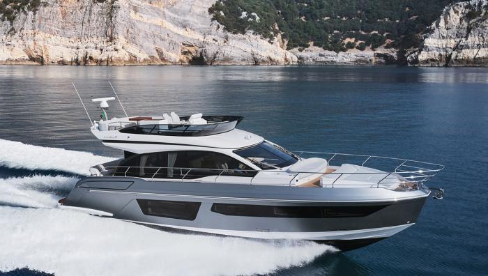 Azimut Yachts - 53 Fly