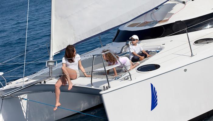 Lady Hawke Catamarans - LH 33