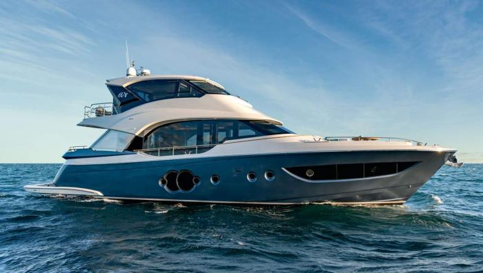 Monte Carlo Yachts - MCY 70 Skylounge