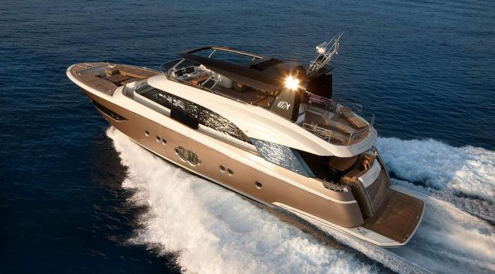 Monte Carlo Yachts - MCY 86