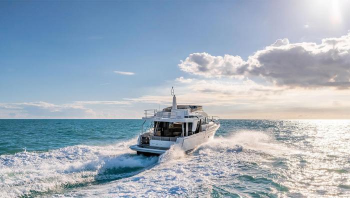 Beneteau - Swift Trawler 47