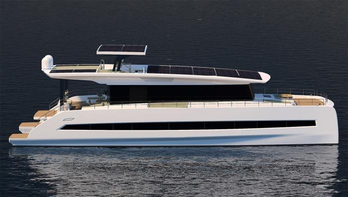 Silent Yachts - Silent 80